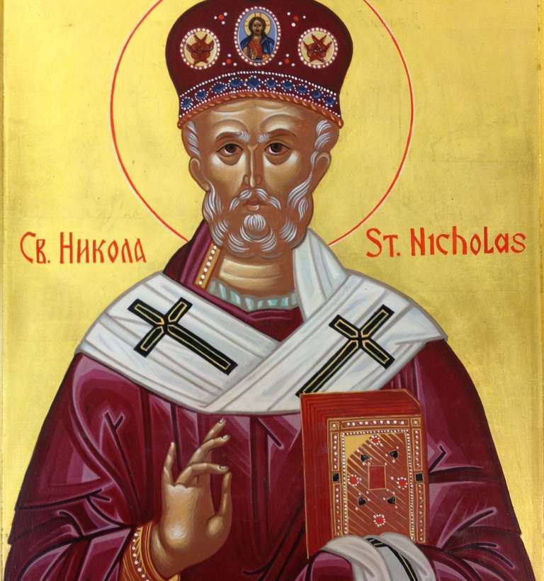 Weekly Liturgies in honor of St. Nicholas