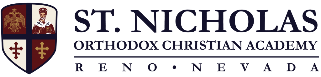 Logo of St. Nicholas Orthodox Academy - Reno, NV